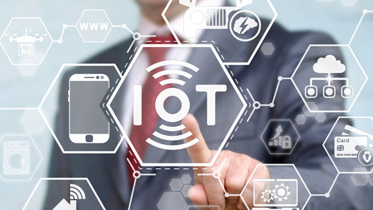il mercato dell'internet of things