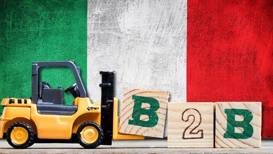 mercato b2b italia
