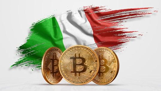 blockchain mercato italiano