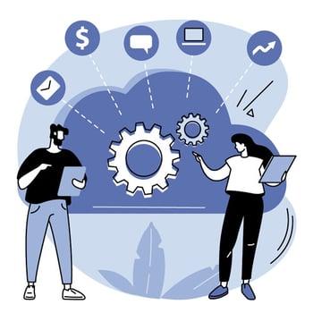 gestione cloud in azienda