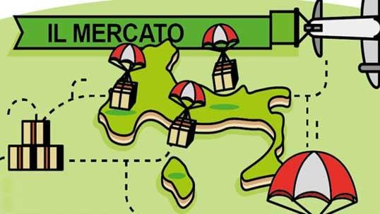 mercato contract logistics in italia
