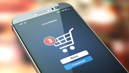 mobile commerce: acquisti online da smartphone