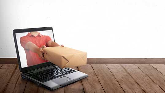 logistica ecommerce: servizi di consegna