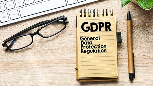 gdpr privacy per la it security