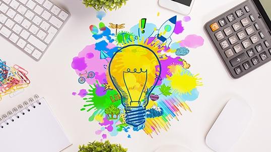 new media startup
