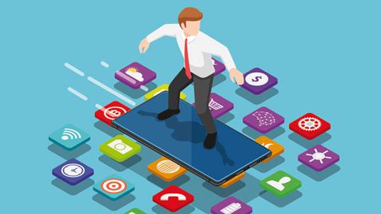 mobile marketing surfer