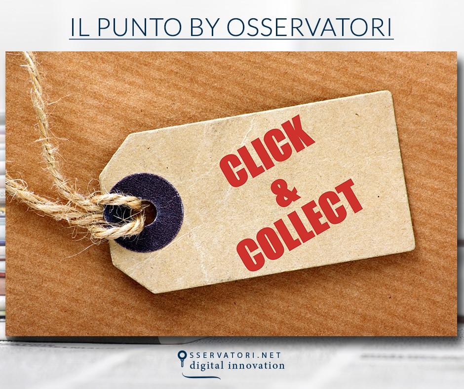 Il Click&Collect: una via di sviluppo per l'eCommerce italiano?