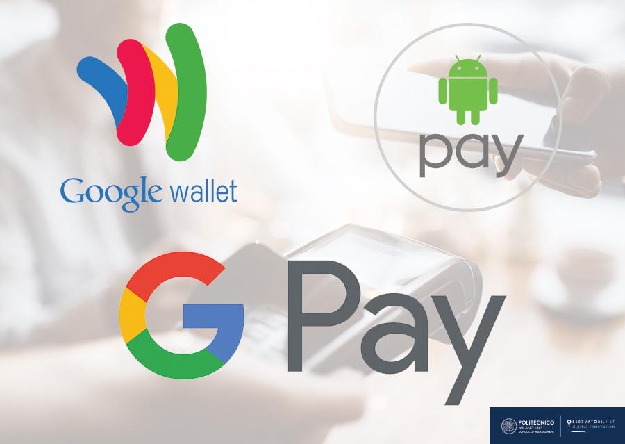 Google cambia strategia: nasce Google Pay