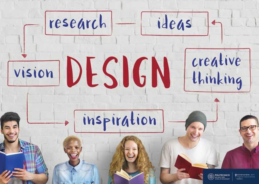 Tra le imprese italiane si diffondono interpretazioni originali ed innovative del Design Thinking