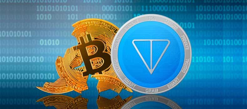 telegram criptovaluta blockchain