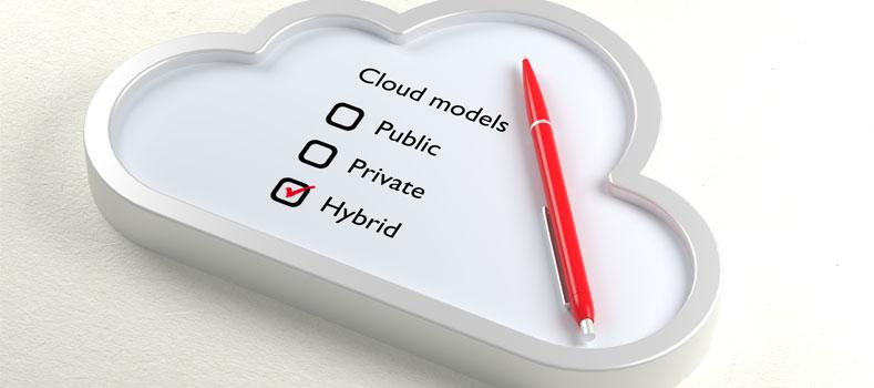 """Cos'è l'Hybrid Cloud e come evolvere verso la """"nuvola"""" ibrida"""