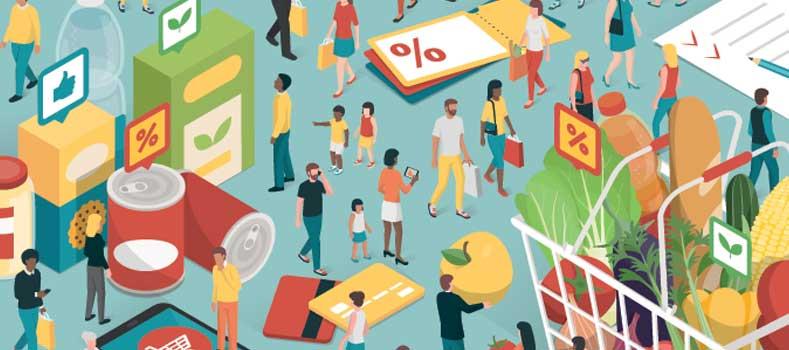 E-commerce e Food: fare la spesa online in Italia