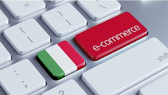 e commerce italia trend statistiche