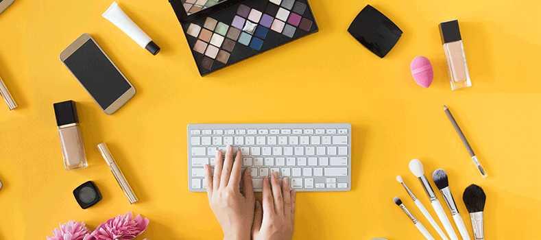 Beauty online: la rivoluzione digitale