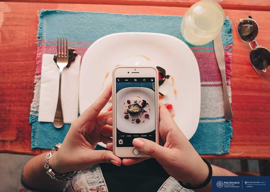E se Facebook & Co. trasferissero i dati anche di quanto mangiamo e dei cibi che produciamo?