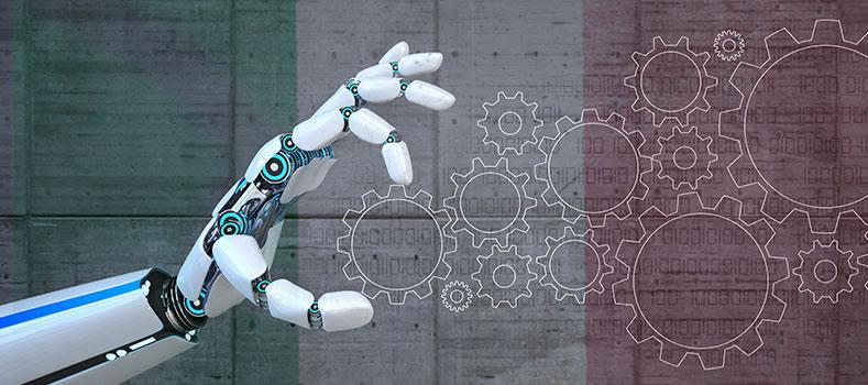 Industria 4.0 in Italia: diffusione e valore di mercato