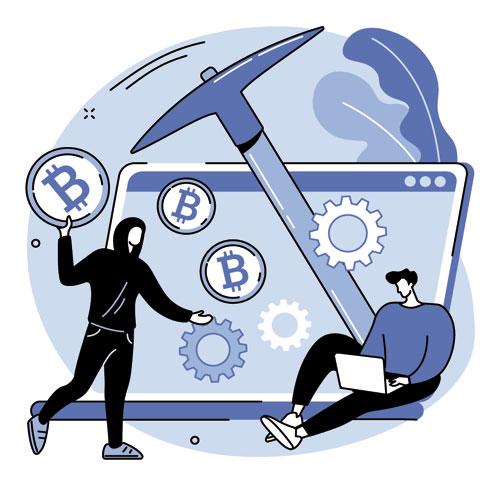 cyber security e dark web
